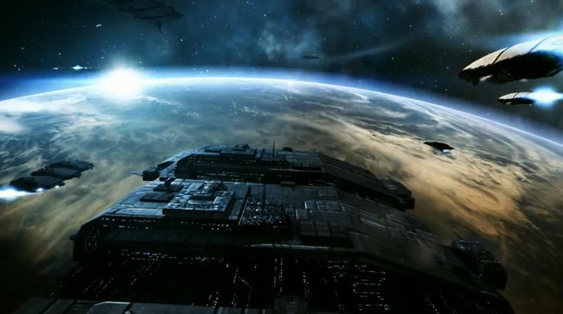 EVE Online – Tyrannis Teaser
