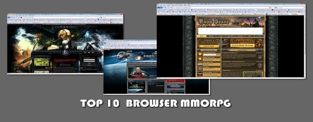 Top 10 Browser MMORPG