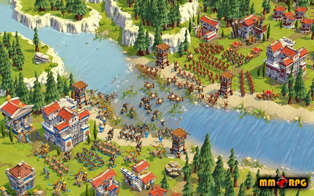 Age of Empires Online &#8211; Debut Trailer