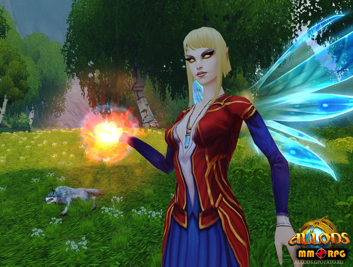Allods Online – EU Open Beta Starts on 16th February