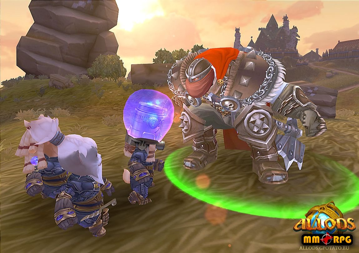 Allods Online – EU Open Beta Starts