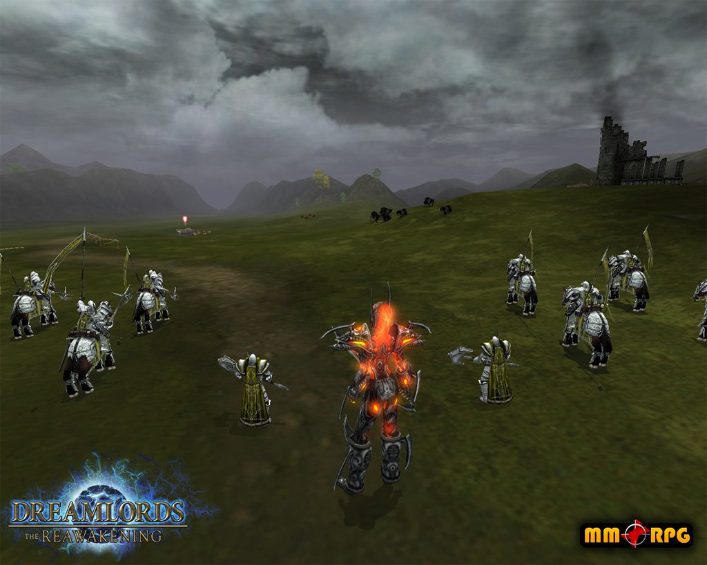 Dreamlords MMORTS