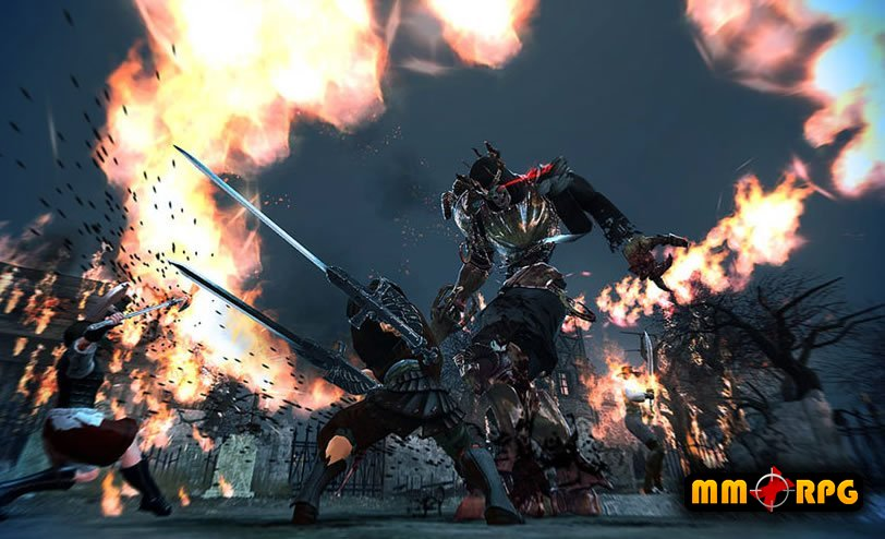 Vindictus – Debut Trailer