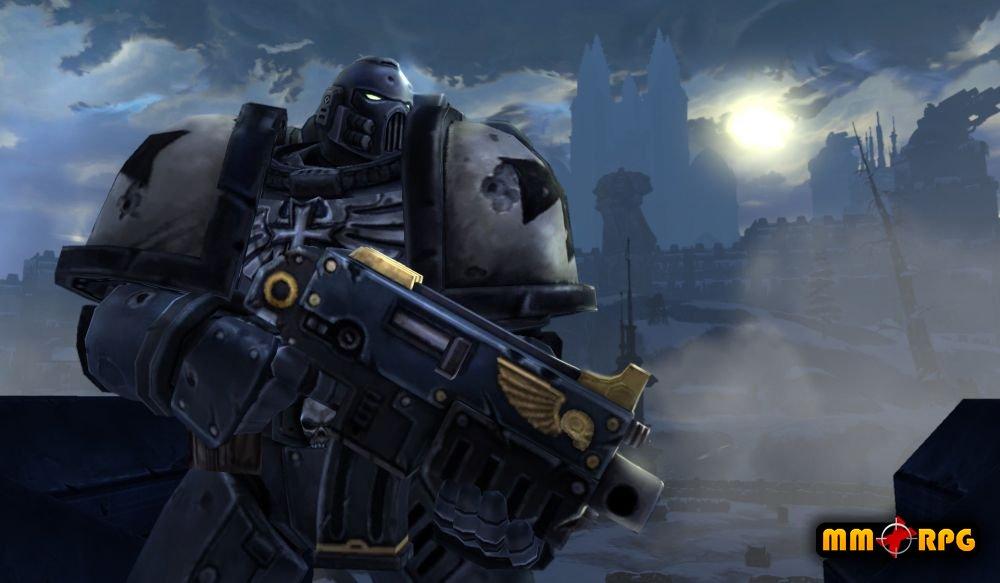 Warhammer 40k Online – Debut Trailer