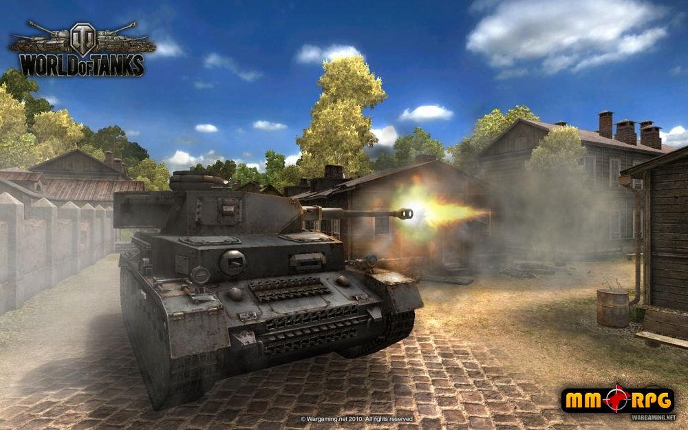 World of Tanks reaches Half a Million Active Players