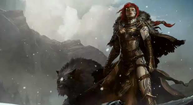 Guild Wars 2 – Races Preview Video