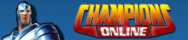Champions Online – Try The Game for Free