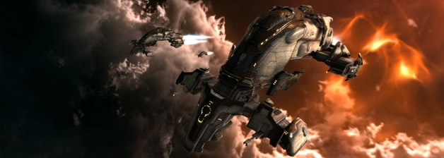 EVE Online – Epic pirates use speed boats