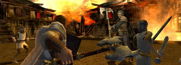 LOTRO – Siege of Mirkwood Trailer