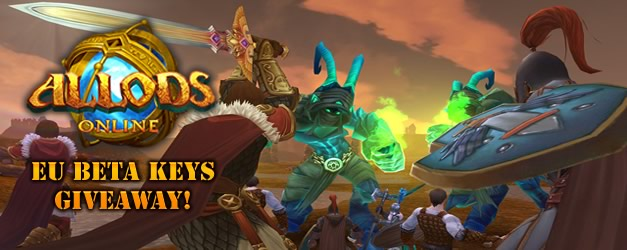 Allods Online - EU Beta Key Giveaway!
