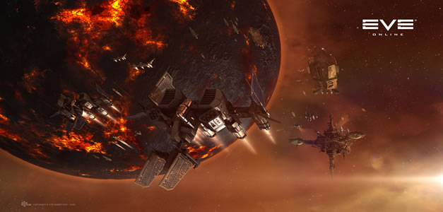 EVE Online – Supercarriers