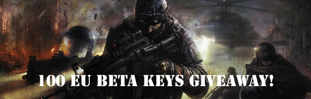 BlackShot MMOFPS – EU Closed Beta Keys Giveaway!
