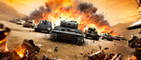 "World Of Tanks ""In Great Shape"""