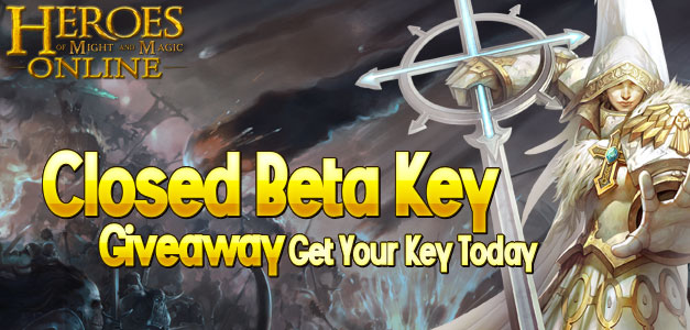 Heroes of Might and Magic Online &#8211; Closed Beta Keys Giveaway