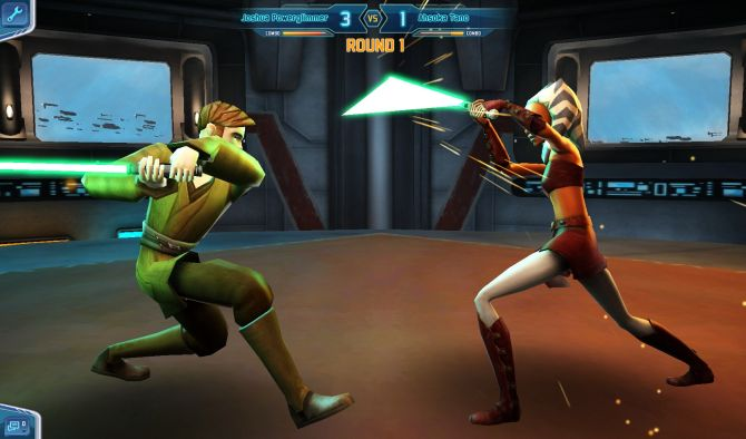 Star Wars: Clone Wars Adventures – Review