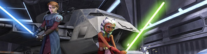 SW – Clone Wars Adventures : Debut Trailer