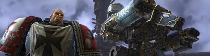 Warhammer 40k – Dark Millenium Online