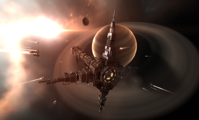 CCP announces EVE Online: Commissioned Officer Edition