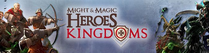 Heroes of Might and Magic: Kingdoms
