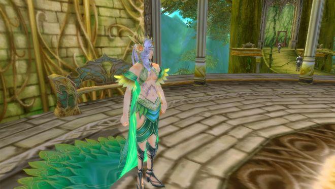 Elven haute couture