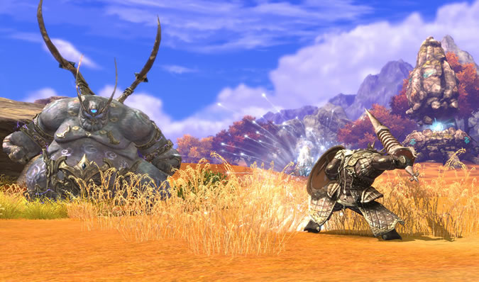 TERA – Amani Race, Lancer Class and Achievements