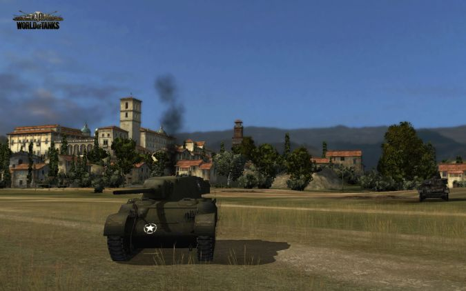 American Tanks arrive in World of Tanks