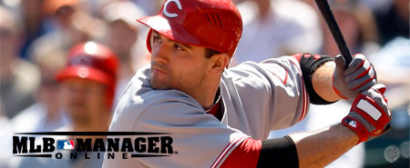 MLB Manager Online