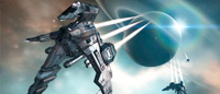 Eve Online: Vangel Amarrian Cruiser Up For Grabs