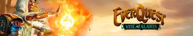 Sign Up For EverQuest : Veil of Alaris Beta