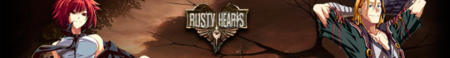 Rusty Hearts Update Incoming