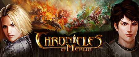 Chronicles Of Merlin: Rift In Time