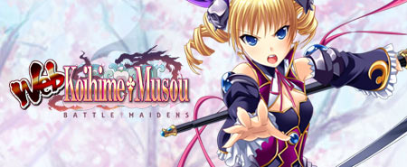 Web Koihime Musou
