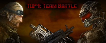 TDP4: Team Battle