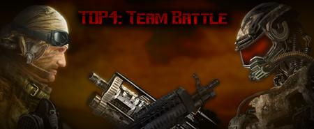 TDP4: Team Battle