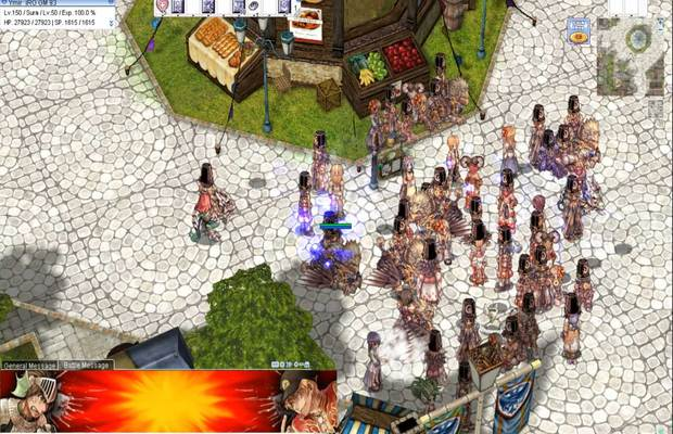 Ragnarok Screenshot