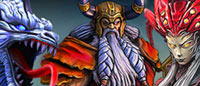 Chinese Pantheon Update Heading To SMITE