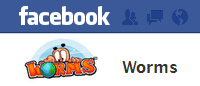Finally A Facebook Game Worth Playing..Worms Arrives On The Popular Social Network