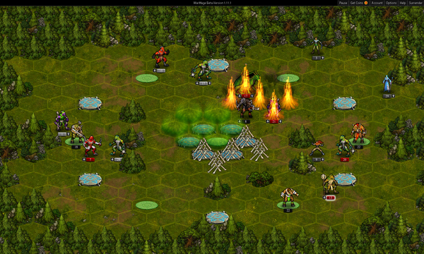 WarMage Screenshot 1