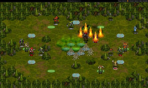 WarMage Screenshot 1
