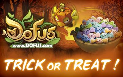 DOFUS Halloween Giveaway Banner