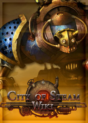 City Of Steam Bestiary Available