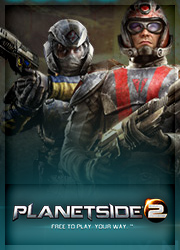 PlanetSide 2 Review – The MMOFPS To Set The Standard
