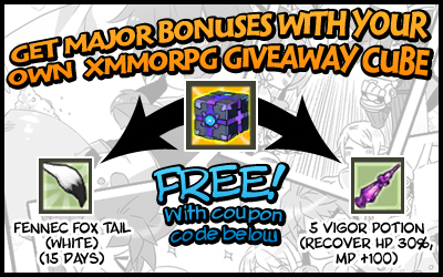 XMMORPG MMO Giveaways