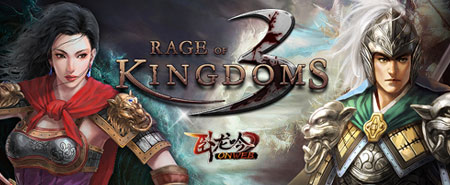 Rage Of 3 Kingdoms