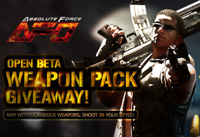 Absolute Force Online Giveaway