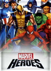 Marvel Heroes Now Available
