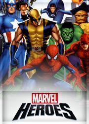 Marvel Heroes Keys Available On Facebook