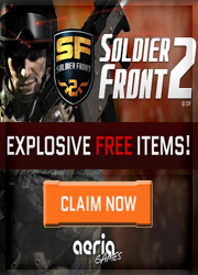 Soldier Front 2 Open Beta Item Pack Giveaway
