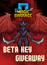 Magic Barrage Closed Beta Key Giveaway