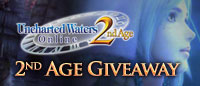 Uncharted Waters Online Welcome Pack Giveaway